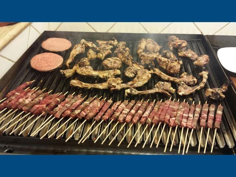 carne griglia roma
