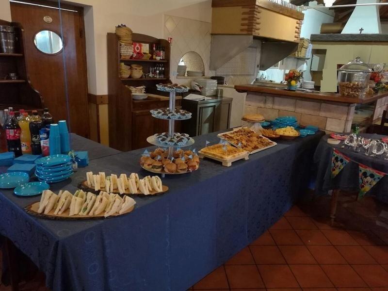 ristorante battesimo roma