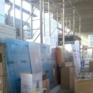 magazzino rifiniture da interni