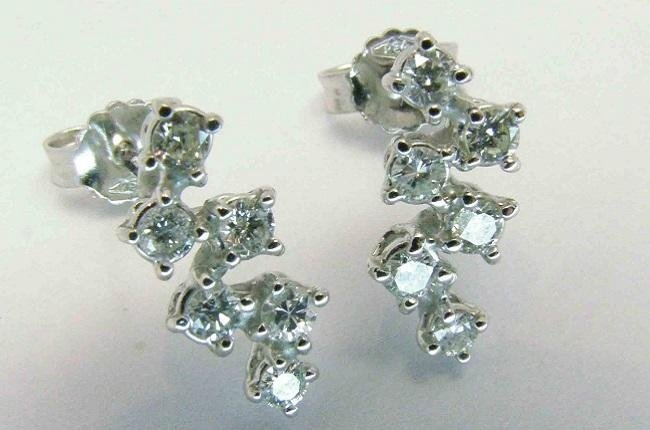 orecchini diamanti