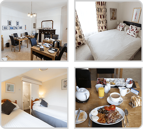 Poppy's - Bed and Breakfast in Plymouth