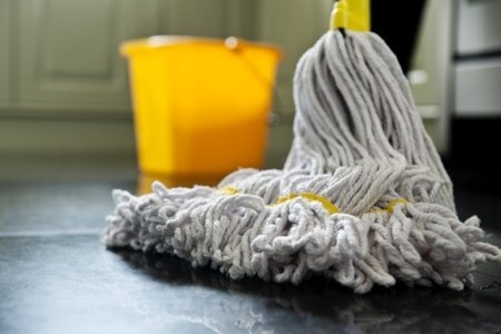secchio lavapavimenti