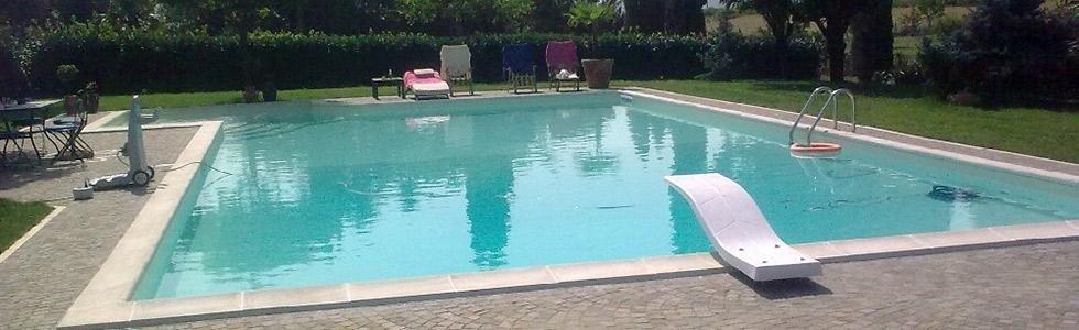 Costruzione piscine Palestrina