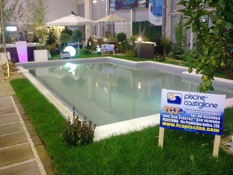 Concessionario piscine Castiglione