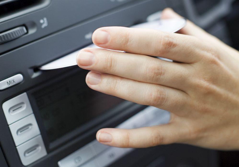 cd into automobile sound systems in Statesboro, GA