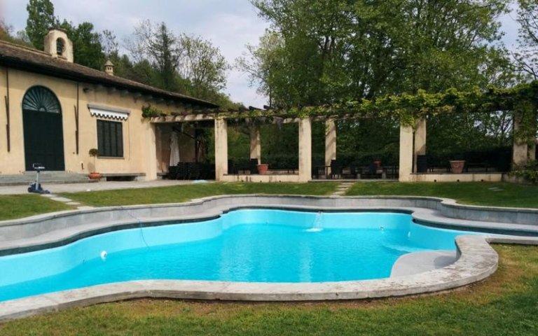 Impermeabilizzazione piscine Gallarate