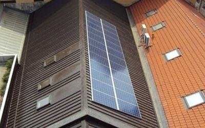 produzione energia solare