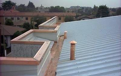 grondaie per tetti