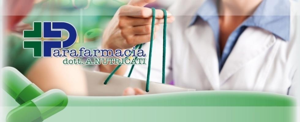 PARAFARMACIA DR. NUTRICATI AMEDEO