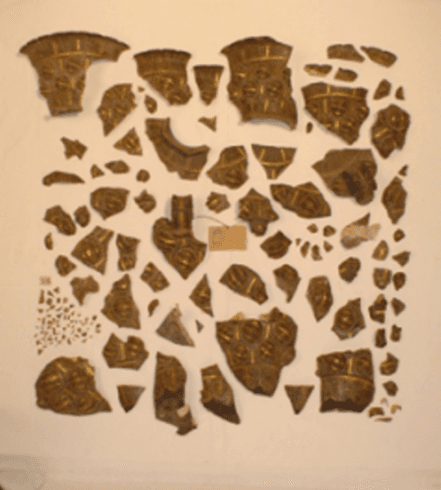 Recupero vaso antico, Firenze