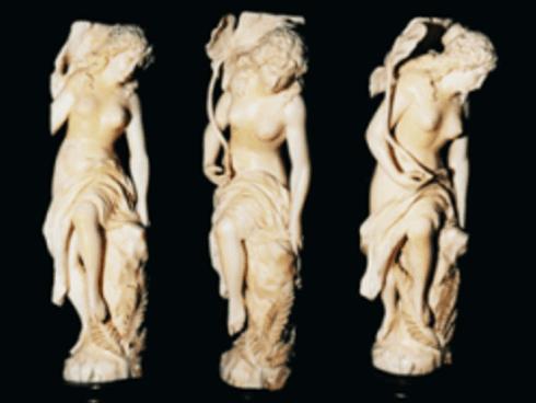 Restauro opere in marmo, Firenze