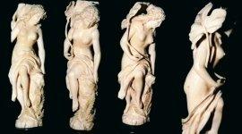 Restauro scultura in avorio, Firenze
