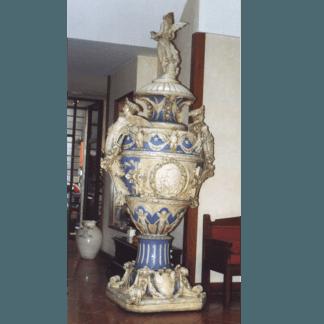 Restauro vasi in ceramica, Firenze