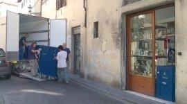 imballo e trasporto opere d'arte, Firenze