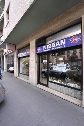 Autoricambi Nissan