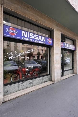 Autosalone Nissan