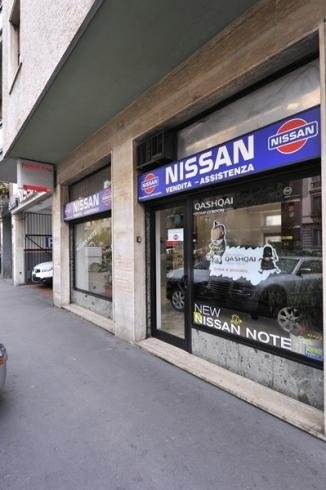 Officina autorizzata Nissan