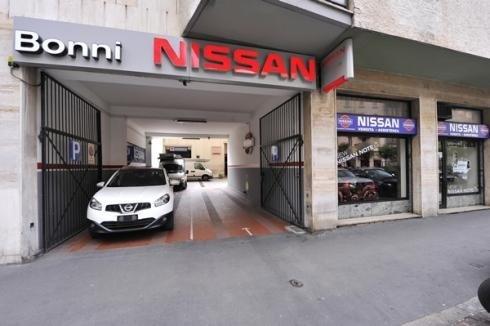 Concessionario auto Nissan