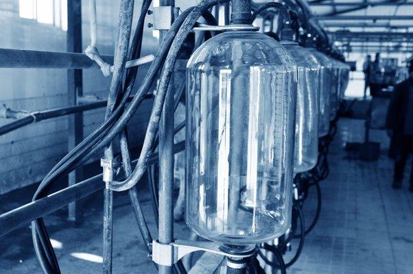 cisterne in plastica di acqua