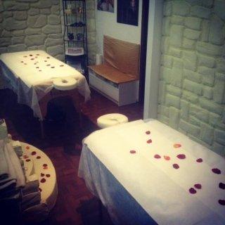 cabina massaggi di coppia