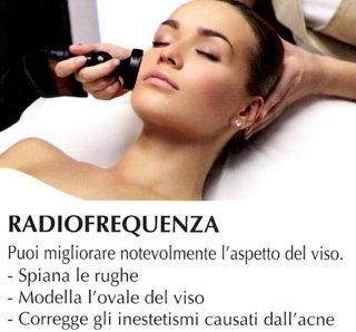Radiofrequenza estetica viso