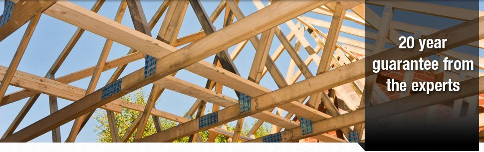 Damp proofing - Glasgow - Bromac Ltd - Timber