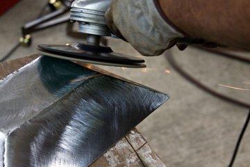 Welding - Leeds, Yorkshire - CFSE Ltd - Metal