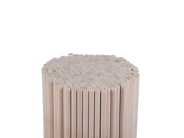 Fichtenholzschaft zum Pfeile bauen