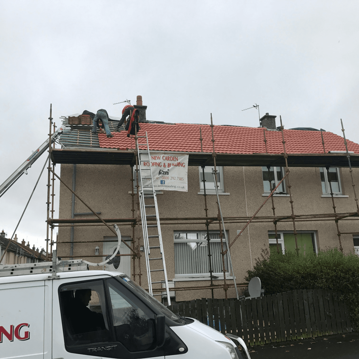temporary roofing solutions