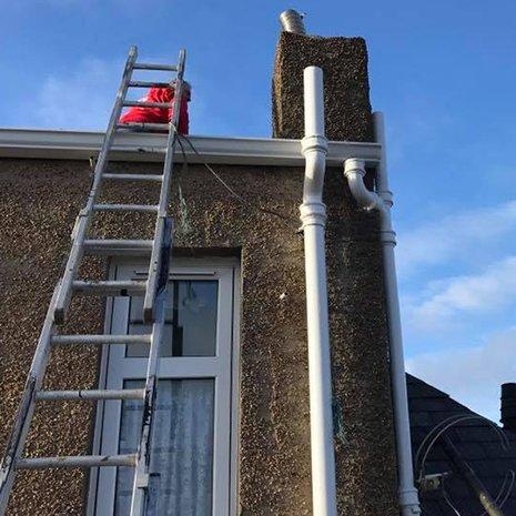 Efficient gutter repairs
