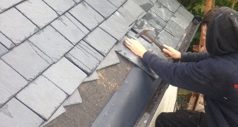 Comprehensive range of roofing services