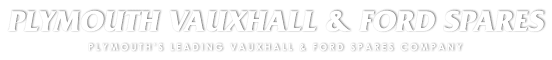 Plymouth Vauxhall & Ford Spares logo