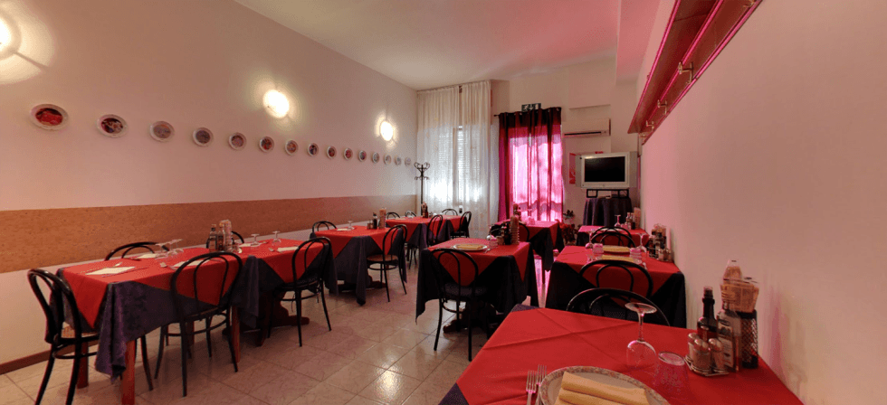 albergo e cena Bologna