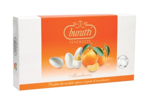 Confetti mandarino