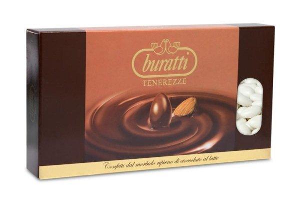 confetti mandorla e cioccolato