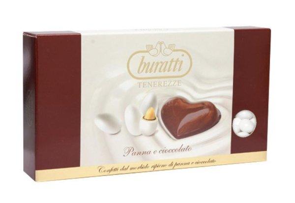 Confetti panna e cioccolato
