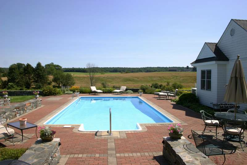 The pool shed swimming pools for maine in ground pools pool maintenance pool service for Public swimming pools locations maine