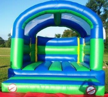 16ft Wide x 16ft Deep Adult Bouncy Castle