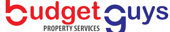 Budget Guys Property Services Logo