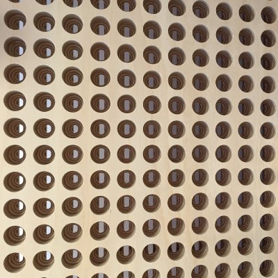 Acoustic Panels Perforated Plywood
