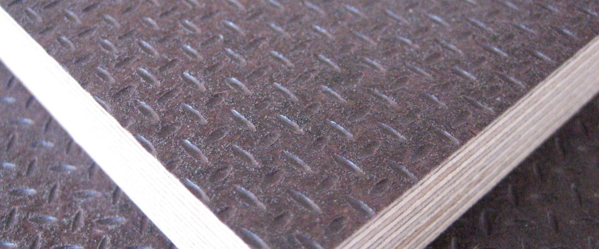 Phenol Faced Birch Plywood