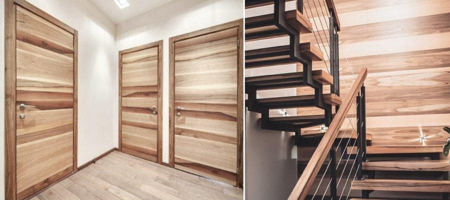 Plywood Veneer Panels ~ Veneered plywood panels