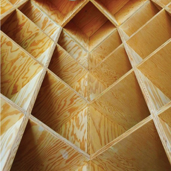 Douglas Fir Plywood, UK Stock