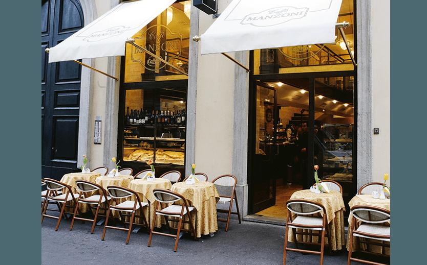 Caffè Manzoni Milano