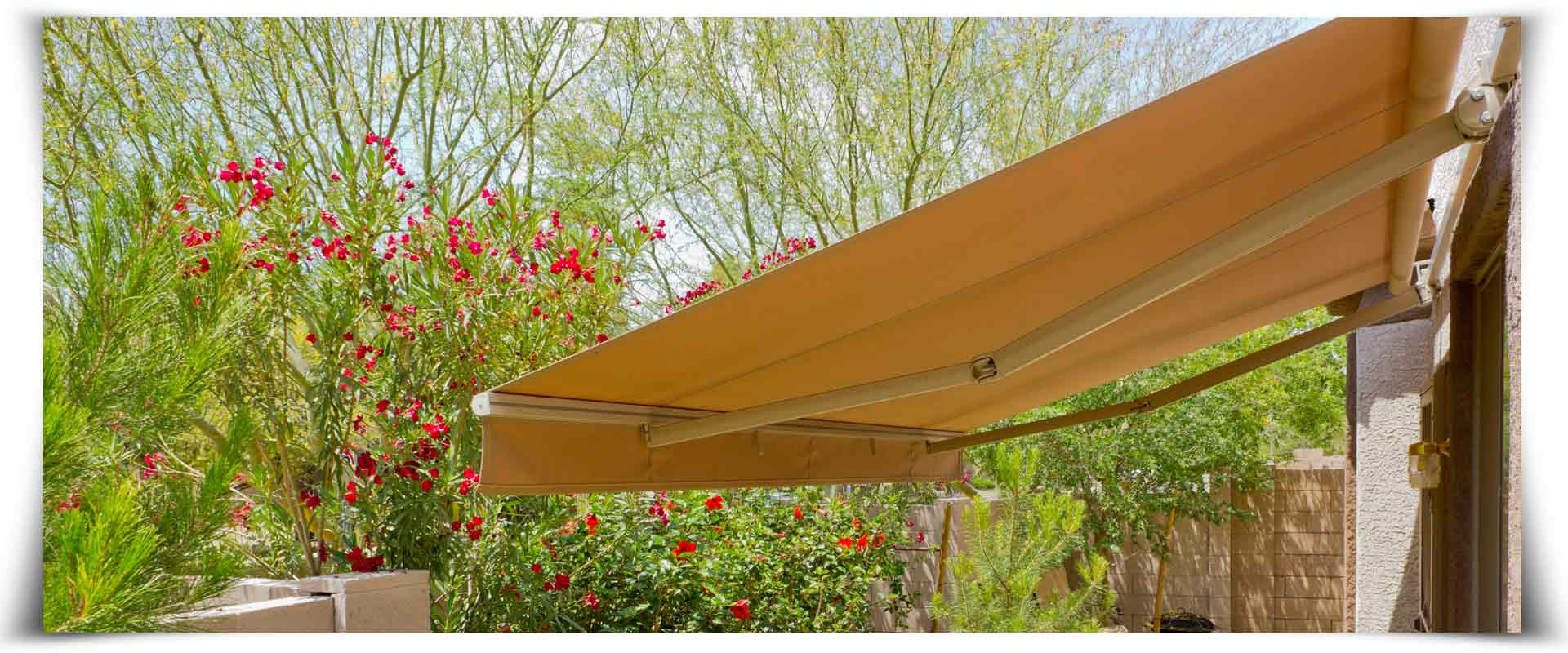 garry neven blinds awnings near garden