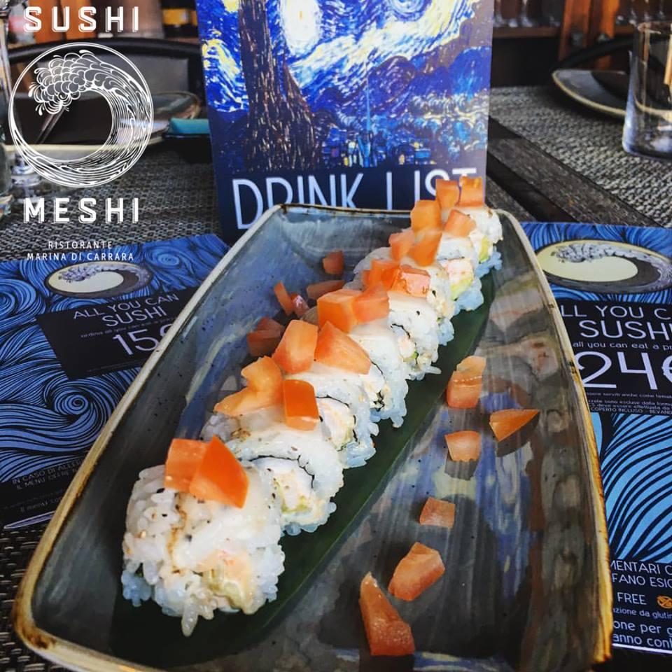 Dentro fuori sushi