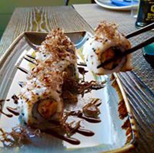 piatto tipico giapponese