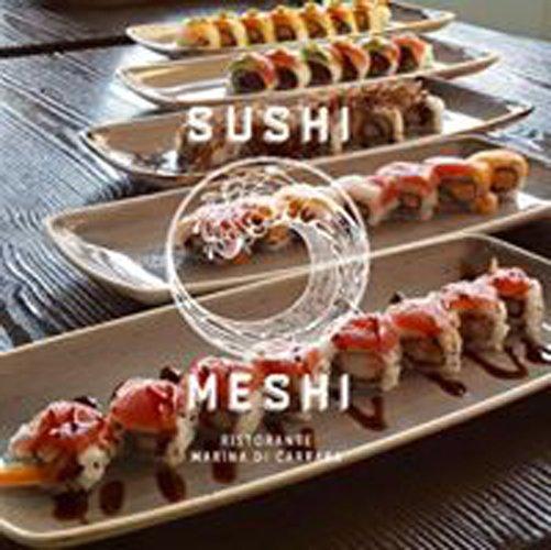 assortimento di cibo giapponese