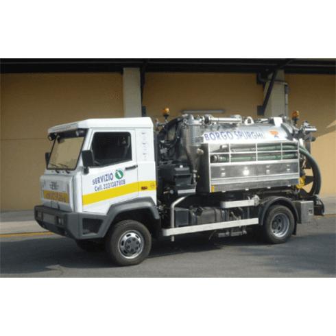mezzi trasporto rifiuti speciali, materiali nocivi, sicurezza trasporto