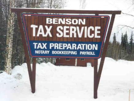 Designing dimensional signs in Fairbanks, AK